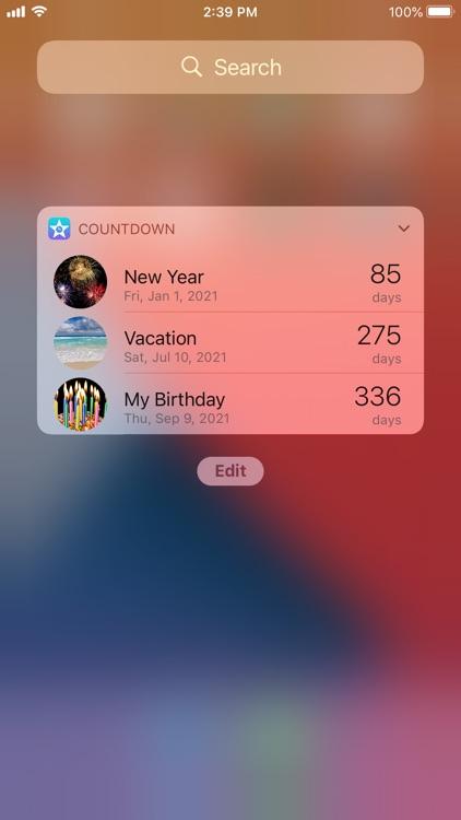 Countdown Star screenshot-6