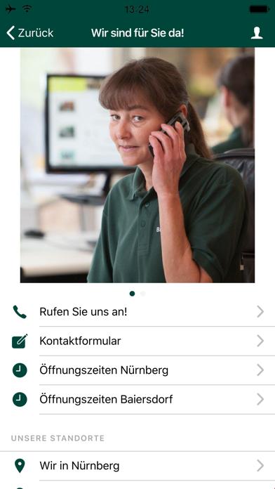 Ziller-AppScreenshot von 3