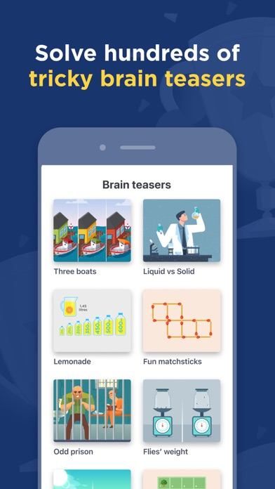 Impulse - Brain Training Screenshot