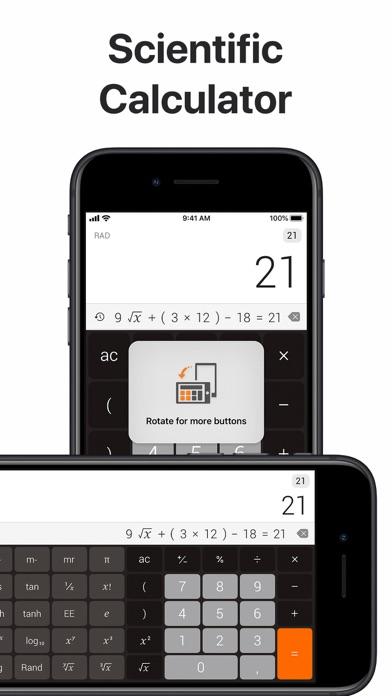 The Calculator screenshot two