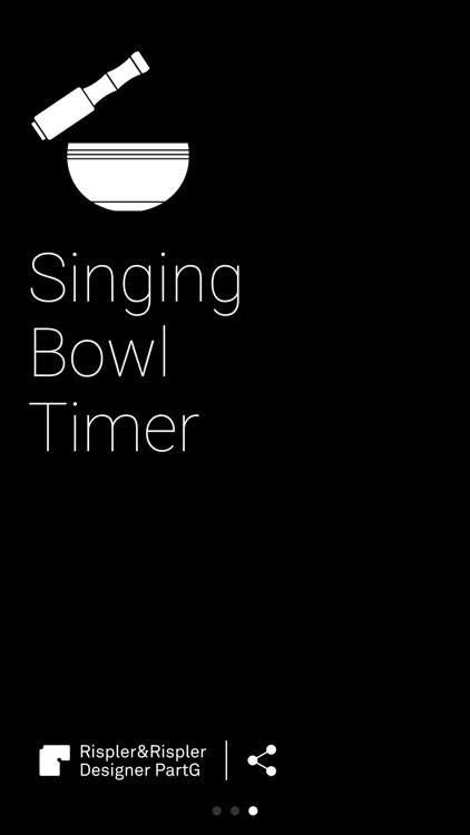 Singing Bowl Timer screenshot-4