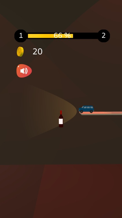 Wine Bottle Flip 3D- Halloween screenshot-4