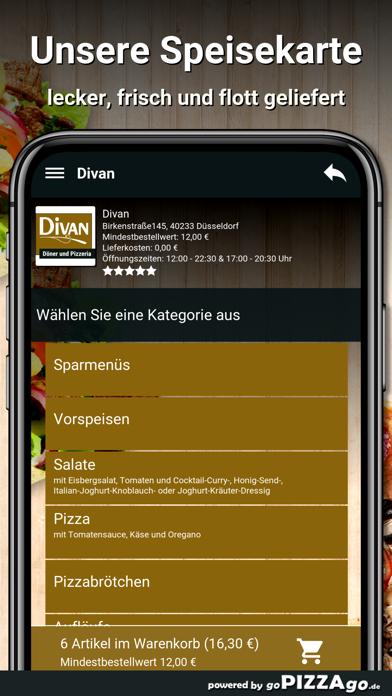 Divan Düsseldorf screenshot 4