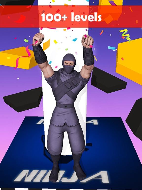Stack Ninja Jumping Blast Fun screenshot 8