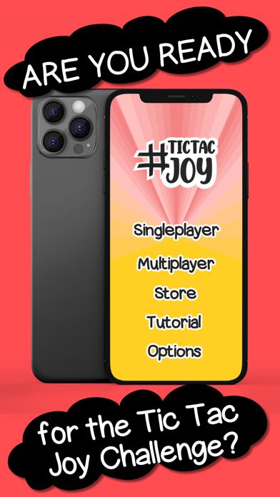 Tic Tac Joy – 助けるためにプレイしてください!紹介画像1