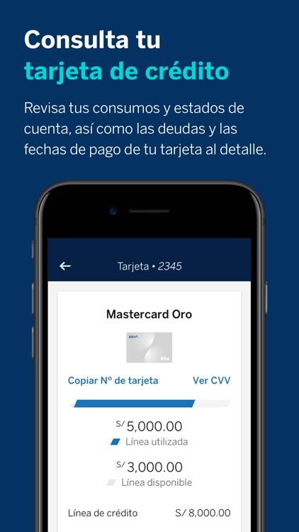 BBVA Perú screenshot-3