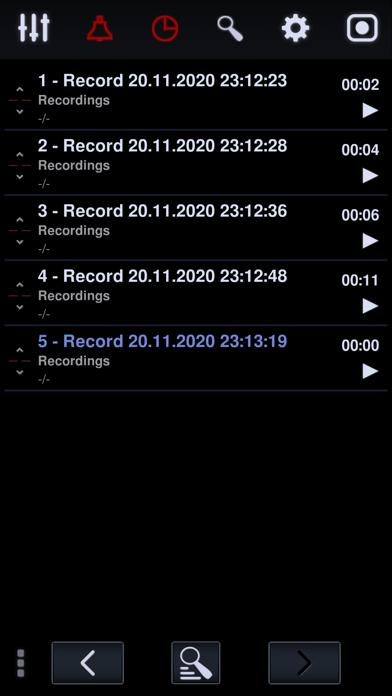 Neutron Audio Recorder Screenshot