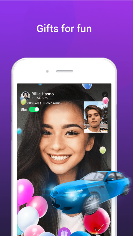 Jasmin- video chat, match date App for iPhone - Free