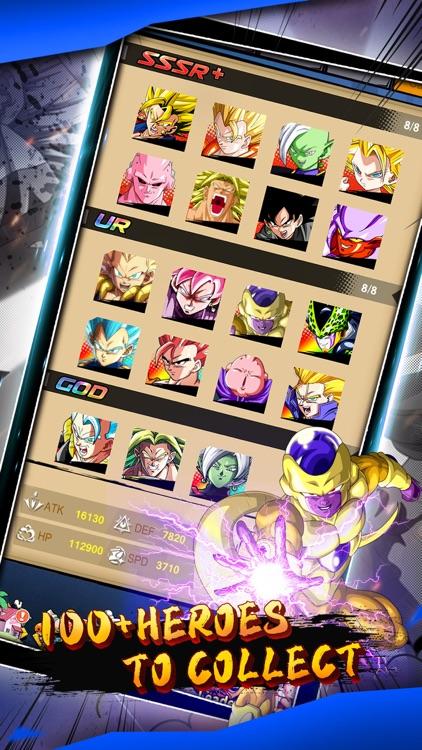 Super Z Warriors