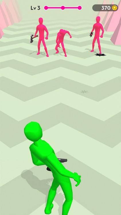 Dodge Action 3D screenshot-4