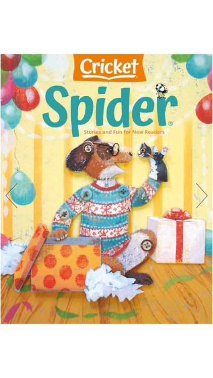 Spider Mag: Stories & jokes