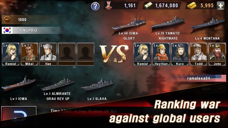 WARSHIP BATTLE:3D World War II screenshot-6