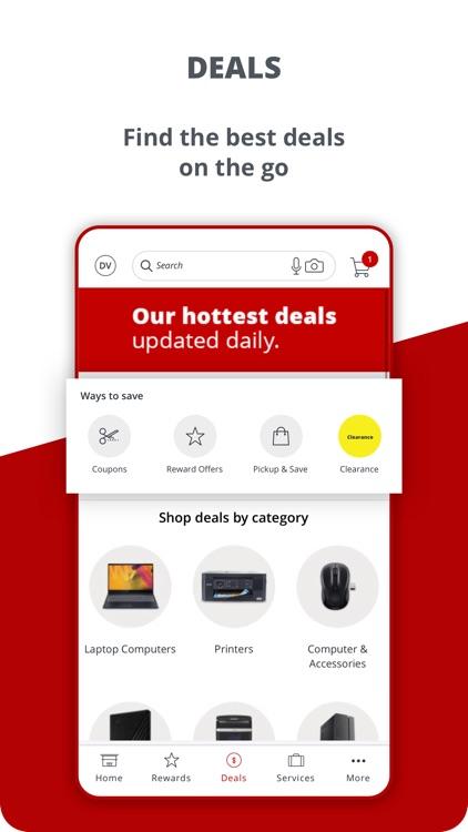Office Depot - Rewards & Deals screenshot-4