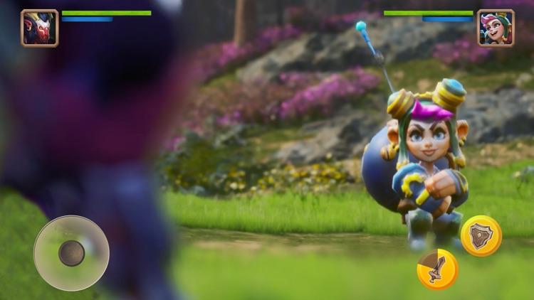 Juggernaut Wars-MMORPG legends screenshot-3