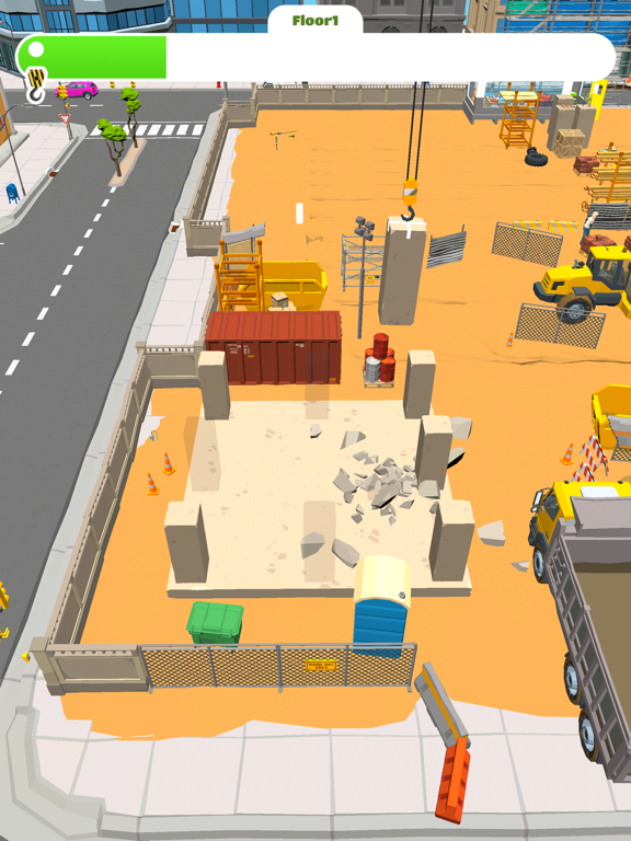 Construction Simulator 3D screenshot 18