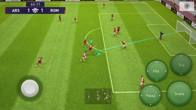 Screenshot of eFootball PES 20216
