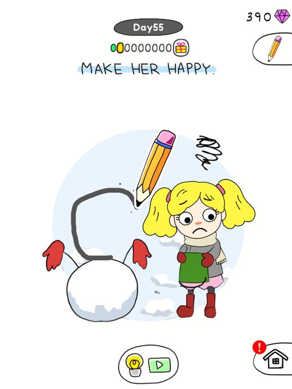 Draw Happy Puzzle screenshot 6