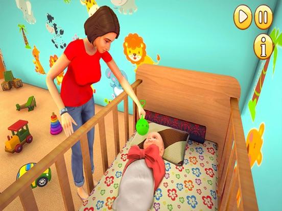 Ipad Screen Shot Pregnant Mom Newborn Baby Care 0