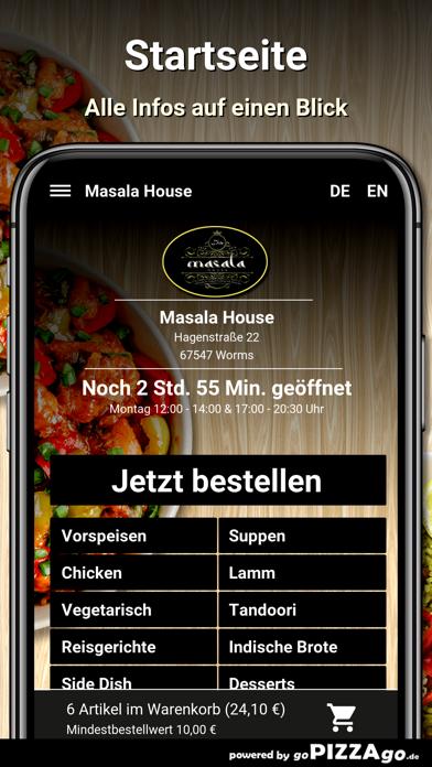 Masala House Worms screenshot 2
