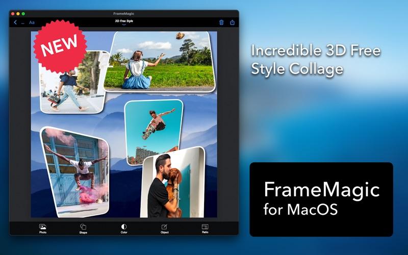FrameMagic скриншот программы 2