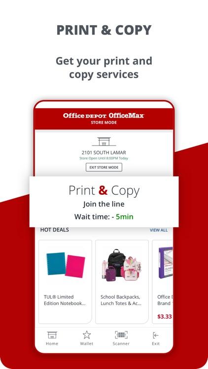 Office Depot - Rewards & Deals screenshot-6