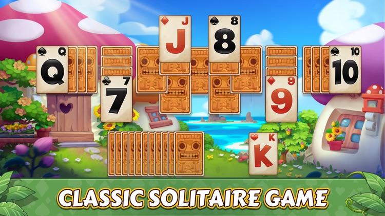 Solitaire - Island Adventure screenshot-0