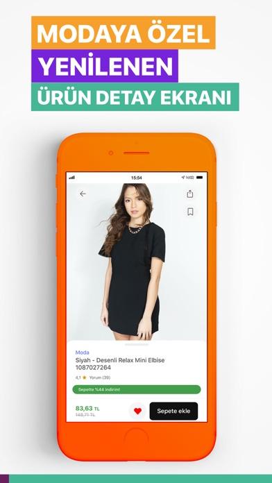 Hepsiburada iphone ekran görüntüleri