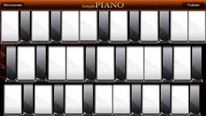 The Simple Piano screenshot 4