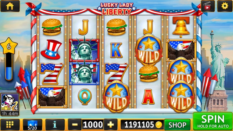 Vegas Slots Galaxy Casino screenshot-8