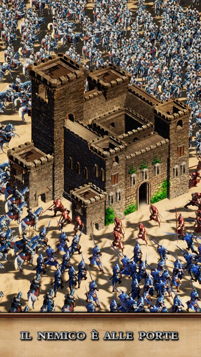 Screenshot of Rise of Empires: Fire and War4