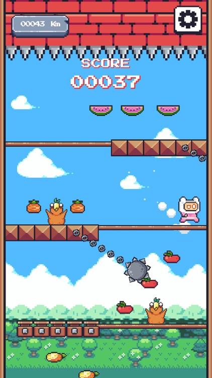 Pixel Jump : Endless Runner screenshot-3