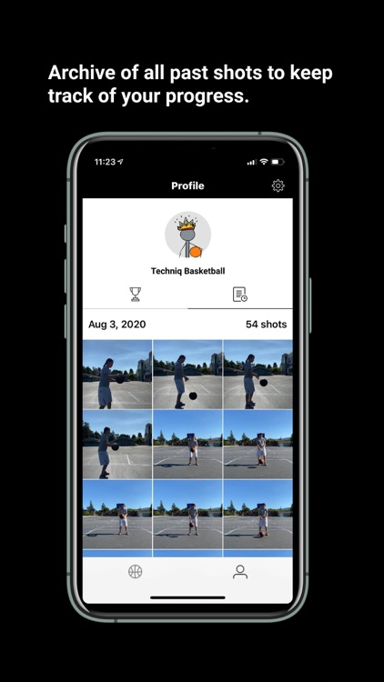 Techniq Basketball screenshot-5