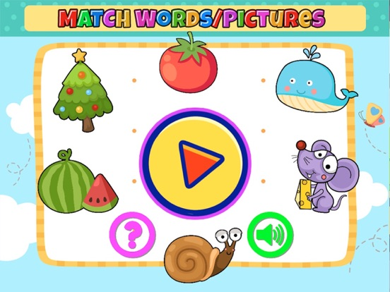 Match Words To Pictures screenshot 10