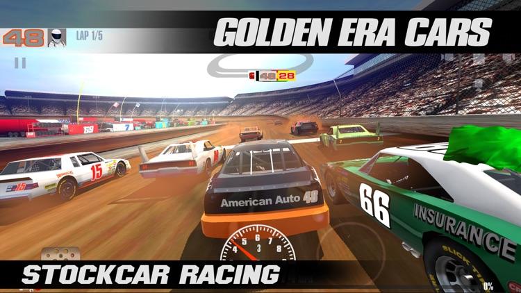 Stock Car Racing screenshot-3