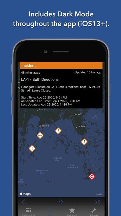 Louisiana State Roads screenshot-4