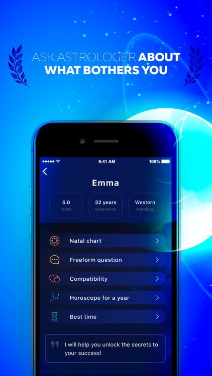Nebula: Horoscope & Astrology screenshot-5