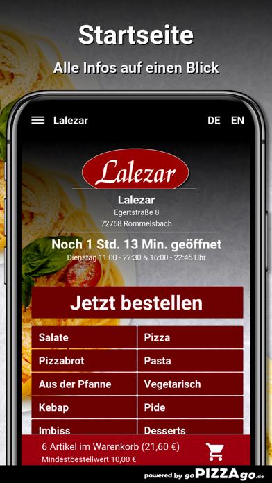 Lalezar Rommelsbach screenshot 2