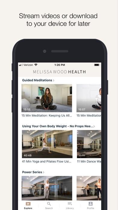 Melissa Wood Healthのおすすめ画像4