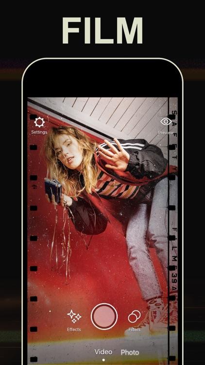 VHS Video Editor & 90s Filter screenshot-4