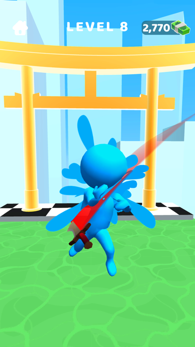 Download Sword Play! Ninja Slice Runner for Android