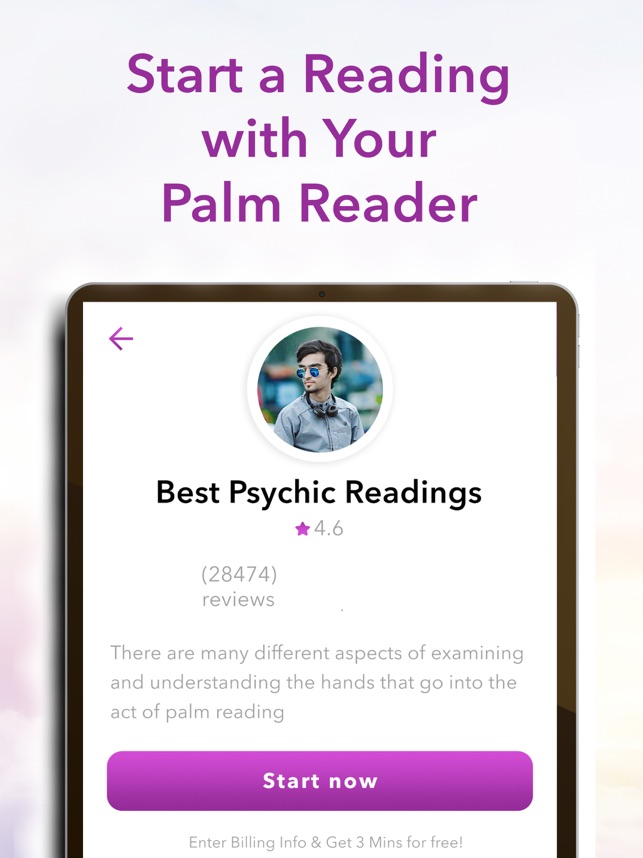 Palm Reading Live Palmistry On The App Store