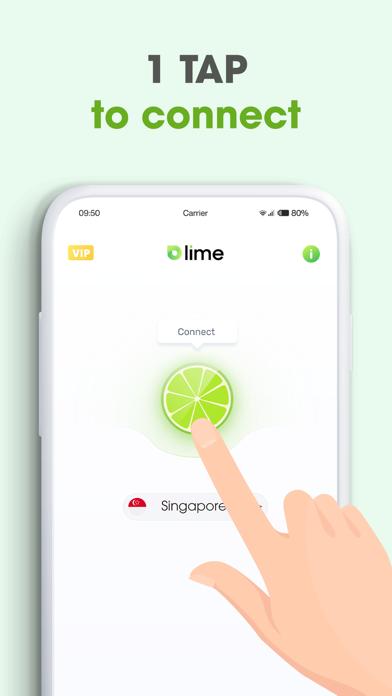 Lime VPN Super Unlimited Proxyلقطة شاشة5