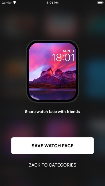 Watch Faces for Smart Watch screenshot-4