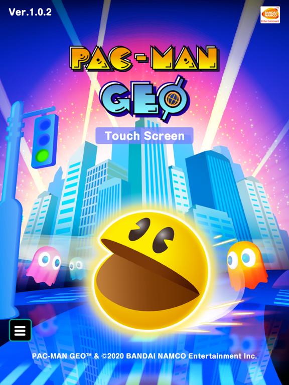 PAC-MAN GEO screenshot 6