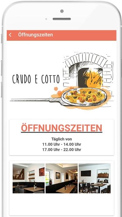 Crudo e CottoScreenshot von 6