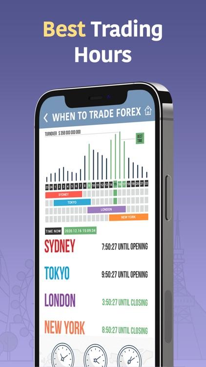 Stocks & Forex Trading Game screenshot-6