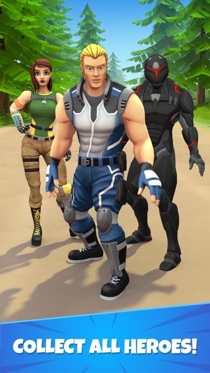 Battle Run Endless Runner Game screenshot-3