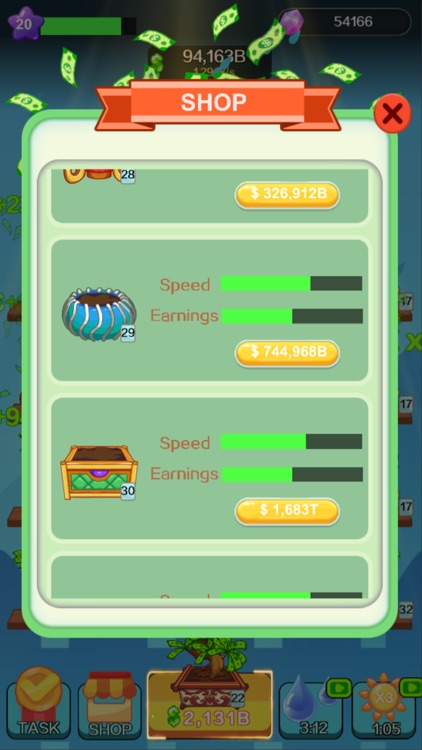 Money Garden screenshot-3