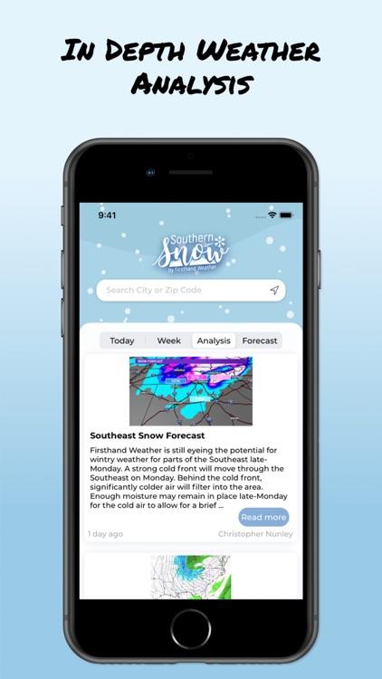 Southern Snow screenshot-3