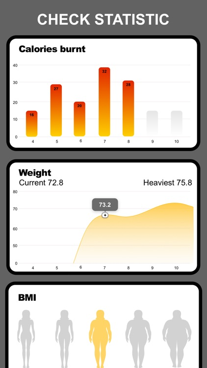 30 day Fitness Coach at home screenshot-3
